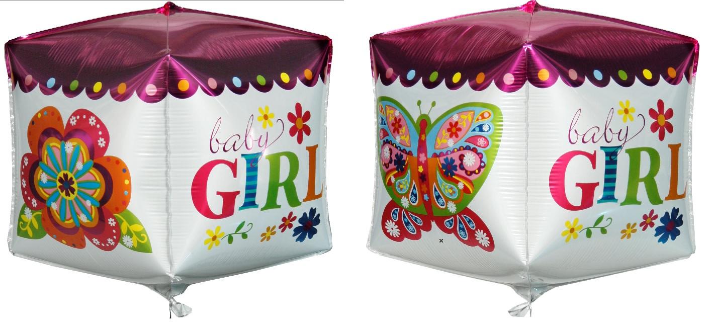 Balon it is a girl